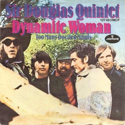 Bild Sir Douglas Quintet - Dynamite Woman (7, Single, Mono) Schallplatten Ankauf