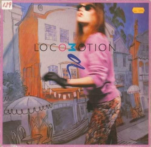 Cover zu OMD* - Locomotion (12, Single) Schallplatten Ankauf