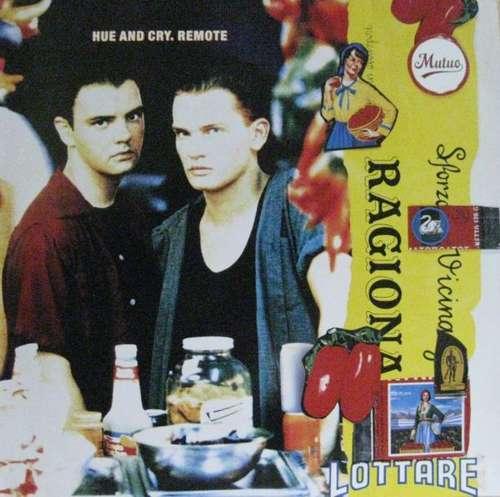 Bild Hue And Cry* - Remote (LP, Album) Schallplatten Ankauf