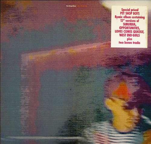Cover Pet Shop Boys - Disco (LP, Comp, DMM) Schallplatten Ankauf