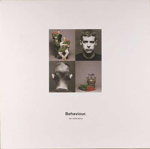 Cover Pet Shop Boys - Behaviour (LP, Album) Schallplatten Ankauf