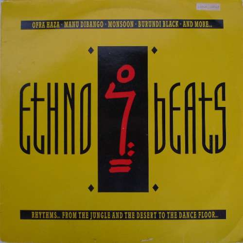 Cover Various - Ethno Beats (Rhythms... From The Jungle And The Desert To The Dance Floor...) (2xLP, Comp, Gat) Schallplatten Ankauf