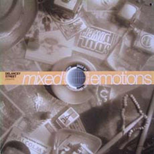 Cover Various - Jazz In The Eighth Dimension Volume One - Mixed Emotions (LP, Comp) Schallplatten Ankauf