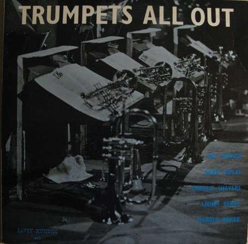 Cover zu Art Farmer, Ernie Royal, Charlie Shavers, Emmet Berry*, Harold Baker - Trumpets All Out (LP, Album, RE) Schallplatten Ankauf