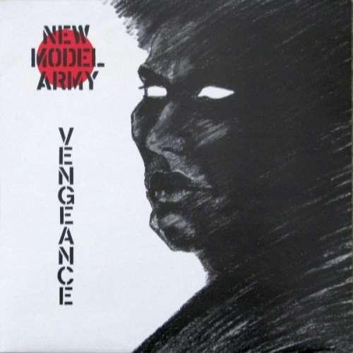 Cover New Model Army - Vengeance (LP, Album, RP) Schallplatten Ankauf