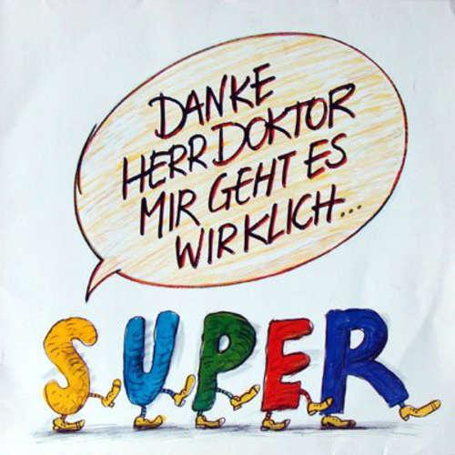Bild Karl Valentin / Heinz Erhardt - Danke Herr Doktor Mir Geht Es Wirklich...Super (LP, Comp) Schallplatten Ankauf