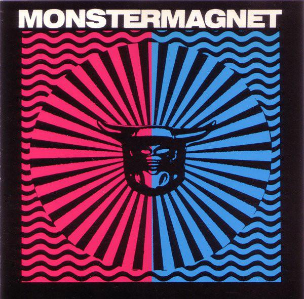 Cover zu Monster Magnet - Monster Magnet (CD, MiniAlbum, RE) Schallplatten Ankauf