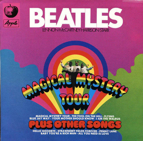 Bild The Beatles - Magical Mystery Tour Plus Other Songs (LP, Comp, RE) Schallplatten Ankauf