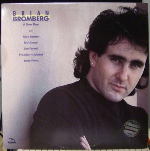 Cover Brian Bromberg - A New Day (LP) Schallplatten Ankauf
