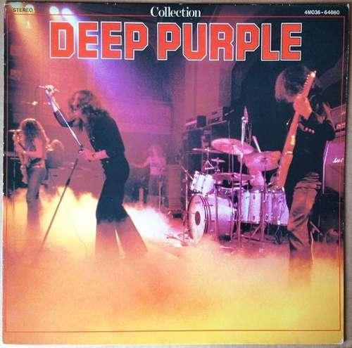 Cover zu Deep Purple - Deep Purple Collection (LP, Comp) Schallplatten Ankauf