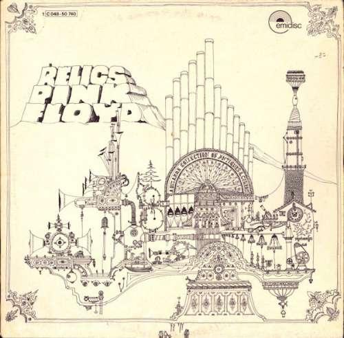 Bild Pink Floyd - Relics (LP, Comp, 1st) Schallplatten Ankauf