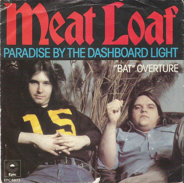 Bild Meat Loaf - Paradise By The Dashboard Light (7, Single) Schallplatten Ankauf