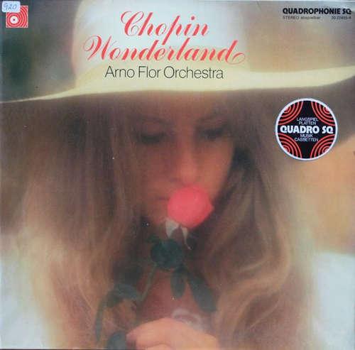 Cover zu Arno Flor Orchestra* - Chopin Wonderland (LP, Quad) Schallplatten Ankauf