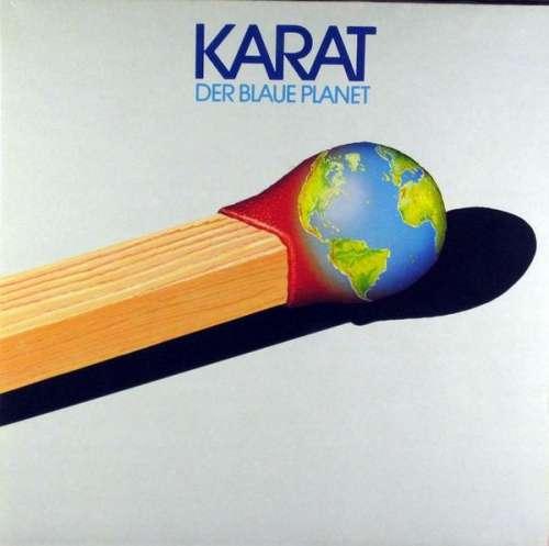 Cover zu Karat - Der Blaue Planet (LP, Album, Gat) Schallplatten Ankauf