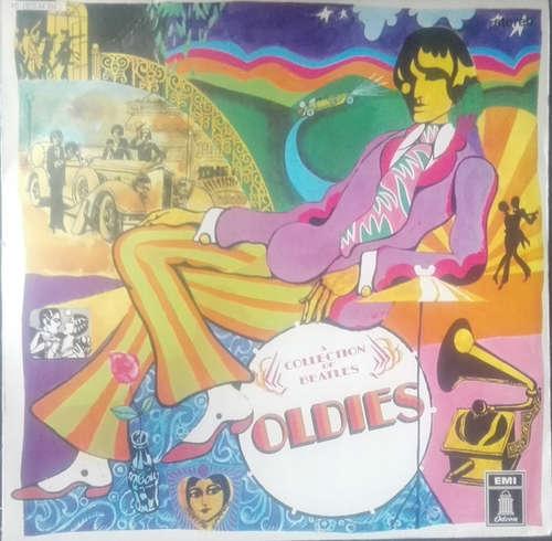Cover The Beatles - A Collection Of Beatles Oldies (LP, Comp) Schallplatten Ankauf