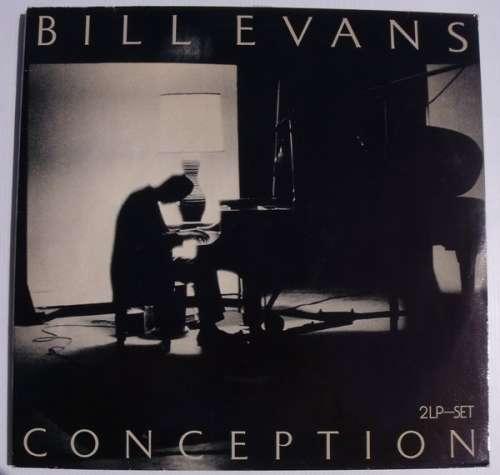 Cover Bill Evans - Conception (2xLP) Schallplatten Ankauf