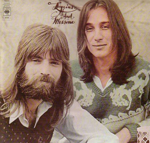 Bild Loggins And Messina - Loggins And Messina (LP, Album) Schallplatten Ankauf