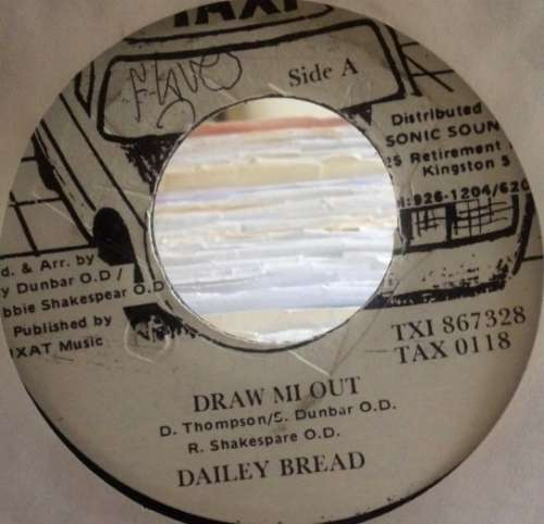 Bild Dailey Bread* - Draw Mi Out (7) Schallplatten Ankauf