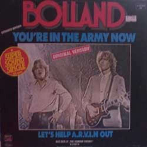 Bild Bolland* - You're In The Army Now (12, Sup) Schallplatten Ankauf