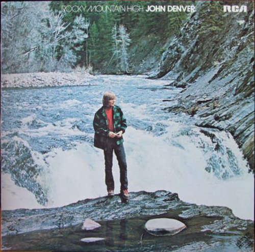 Cover John Denver - Rocky Mountain High (LP, Album, RE) Schallplatten Ankauf
