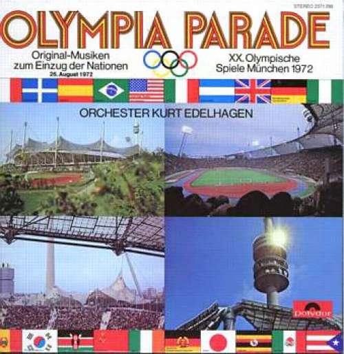 Cover zu Orchester Kurt Edelhagen - Olympia Parade (LP) Schallplatten Ankauf