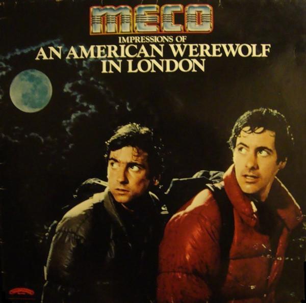 Bild Meco* - Impressions Of An American Werewolf In London (LP, Album) Schallplatten Ankauf