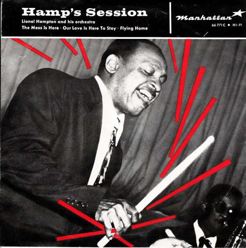 Bild Lionel Hampton And His Orchestra - Hamp's Session (7, EP) Schallplatten Ankauf