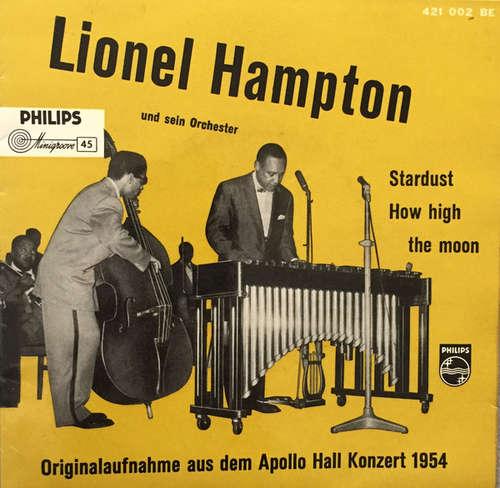 Bild Lionel Hampton u. s. Orchester* - Stardust (7, Mic) Schallplatten Ankauf