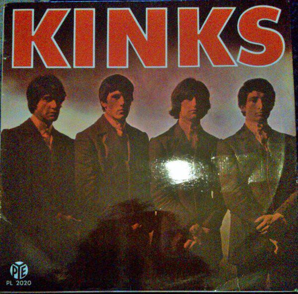 Cover The Kinks - Kinks (LP, Album) Schallplatten Ankauf