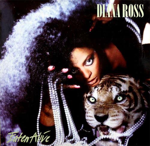 Bild Diana Ross - Eaten Alive (LP, Album) Schallplatten Ankauf
