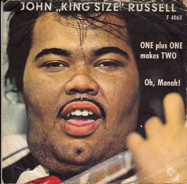 Bild John King Size Russell* - One Plus One Makes Two (7, Single, Mono) Schallplatten Ankauf
