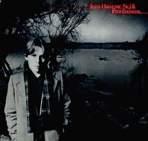 Cover Peter Baumann - Trans Harmonic Nights (LP, Album) Schallplatten Ankauf