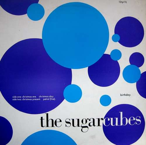 Cover The Sugarcubes - Birthday (Christmas Mix) (12, Single, Dou) Schallplatten Ankauf