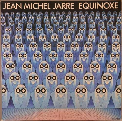 Cover Jean-Michel Jarre - Equinoxe (LP, Album, RE) Schallplatten Ankauf