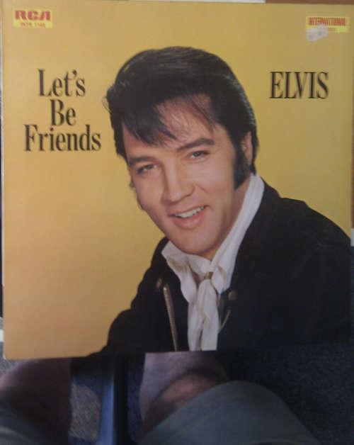 Cover Elvis Presley - Let's Be Friends (LP, Album) Schallplatten Ankauf
