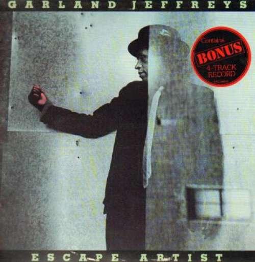 Cover zu Garland Jeffreys - Escape Artist (LP, Album + 7, EP) Schallplatten Ankauf