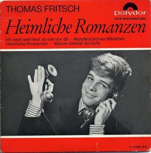 Cover zu Thomas Fritsch - Heimliche Romanzen (7, Single, Club) Schallplatten Ankauf