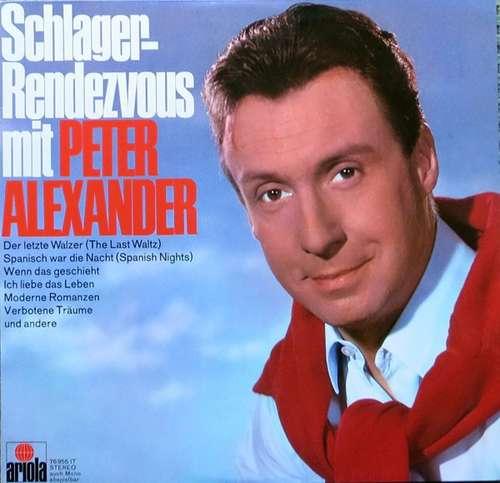 Bild Peter Alexander - Schlager-Rendevouz Mit Peter Alexander (LP, Album) Schallplatten Ankauf