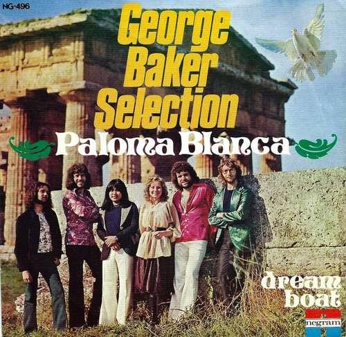 Bild George Baker Selection - Paloma Blanca (7, Single, Sil) Schallplatten Ankauf