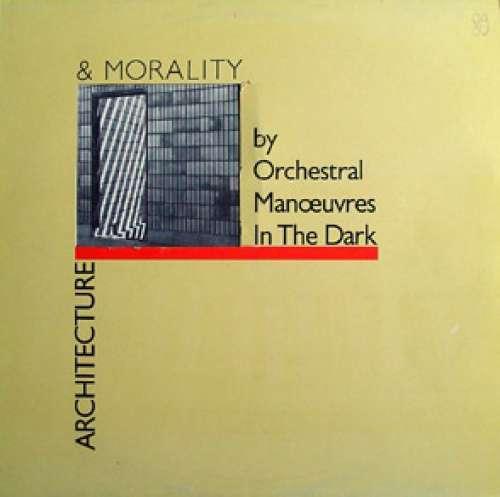 Cover zu Orchestral Manoeuvres In The Dark - Architecture & Morality (LP, Album, Die) Schallplatten Ankauf