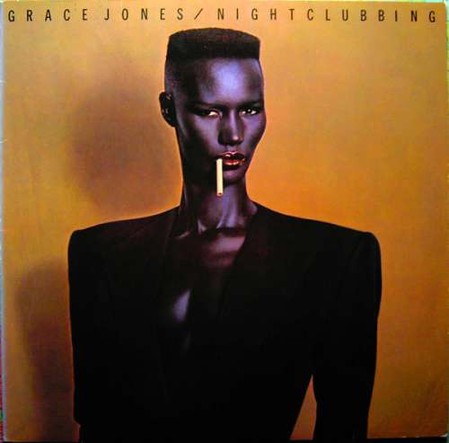 Cover zu Grace Jones - Nightclubbing (LP, Album) Schallplatten Ankauf