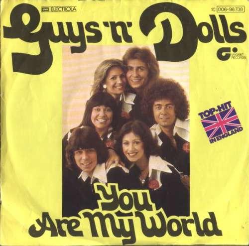 Bild Guys 'n' Dolls* - You Are My World (7, Single) Schallplatten Ankauf