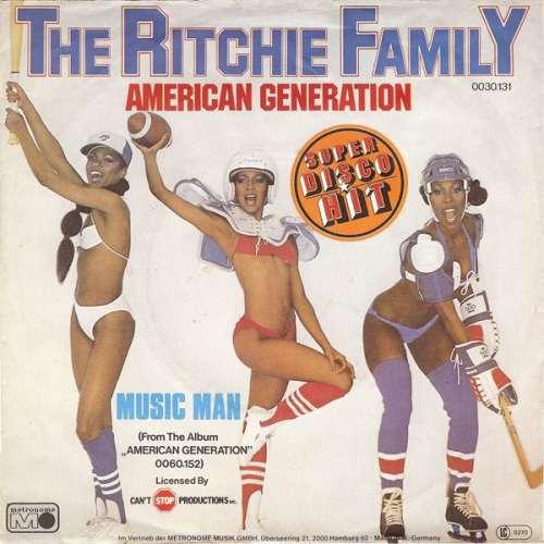 Bild The Ritchie Family - American Generation (7, Single) Schallplatten Ankauf