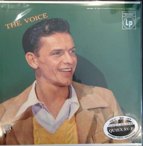 Bild Frank Sinatra - The Voice (LP, Comp, Mono, Ltd, RE) Schallplatten Ankauf