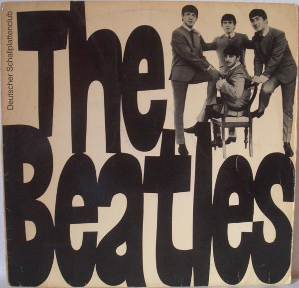 Cover The Beatles - The Beatles (LP, Comp, Mono, Club) Schallplatten Ankauf