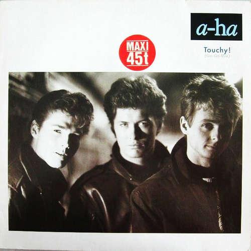 Bild a-ha - Touchy! (Go-Go Mix) (12, Maxi) Schallplatten Ankauf