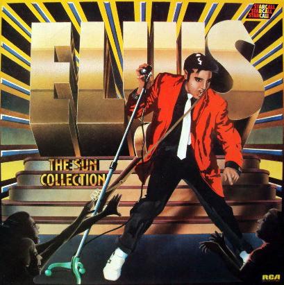 Cover Elvis Presley - The Sun Collection (LP, Comp, Mono, RE) Schallplatten Ankauf