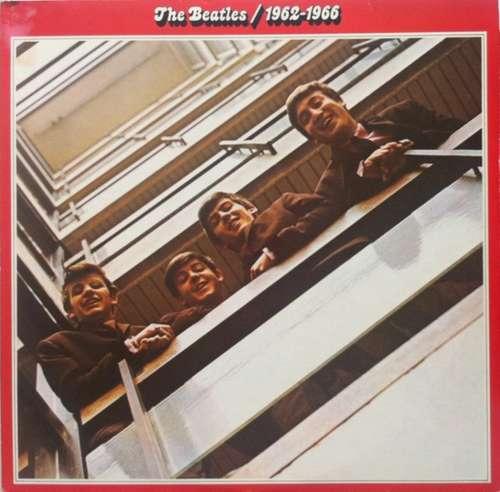 Cover zu The Beatles - 1962-1966 (2xLP, Comp, RE, Fre) Schallplatten Ankauf