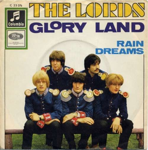 Bild The Lords - Glory Land (7, Single) Schallplatten Ankauf