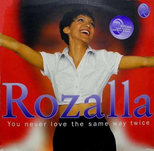 Cover zu Rozalla - You Never Love The Same Way Twice (12) Schallplatten Ankauf